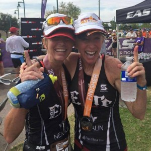 Sherry and Brenda get 1st in their Divisions